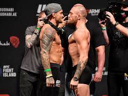 UFC targeting Dustin Poirier vs. Conor ...