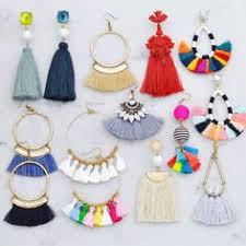 Viennois <b>Fashion Jewelry</b> Gold Color <b>Round Circle</b> Dangle Earrings ...