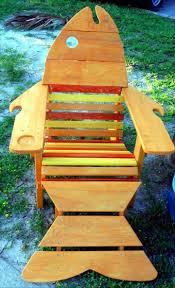 cool pallet furniture. Multicolor Pallet Cool Fish Adirondack Chair Idea Furniture