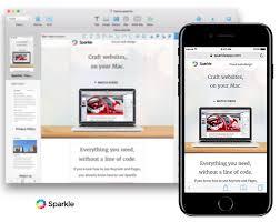 Site Disign Sparkle Pro Web Site Design Made Easy Mgshareware