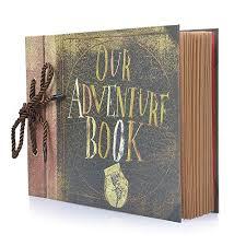 Fun Sponsor Photo Album Scrapbook Diy Handmade Album Scrapbook Movie Up Travel Scrapbook For Anniversary Wedding Travelling Baby Shower Etc Our