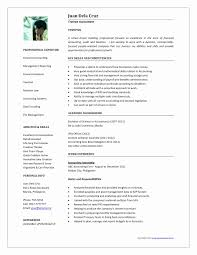 Resume For Accounting Jobs Legalsocialmobilitypartnership Com