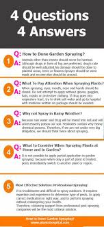 The 7 Best Ways to Garden Spraying - How to Done Garden Spraying?