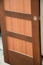 glass interior mahogany shaker doors 5 panel custom