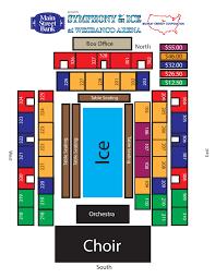 Starlake Amphitheater Seating Chart Seating Chart Wheeling Symphony Orchestra Wheeling