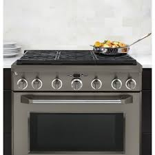 Ge Monogram Kitchen Appliances Zdp366npss Ge Monogram 36 Dual Fuel Convection Ng Range