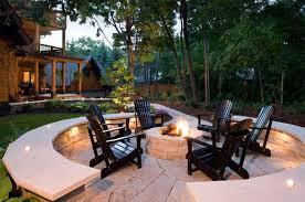 adirondack chairs around fire pit. Beautiful Around For Adirondack Chairs Around Fire Pit B