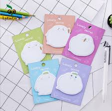 Ellen Brook <b>1 Piece Cartoon</b> Cute Onion Smilies Sticky Notes ...