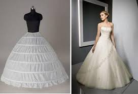 how to choose a petticoat for your wedding dress wedding Wedding Dress With Hoop six hoops petticoat suits a ball gown wedding dresses with hoods