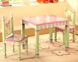childrens play table and chairs wooden chair for kids card table play table chair set child
