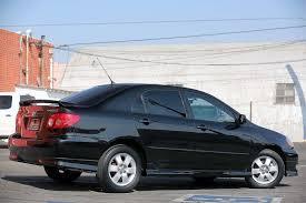 2005 Toyota Corolla S - Pwr pkg - Sunroof city California MDK ...