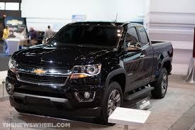 2015 Chevrolet Colorado - Information and photos - ZombieDrive