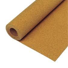 cork underlayment roll