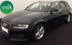 black audi a4 2013. Interesting Black 23914 PER MONTH BLACK 2013 AUDI A4 AVANT 20 TDI SE ESTATE DIESEL MANUAL Intended Black Audi O