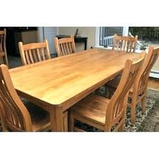 amish furniture kitchen pantry table oak and chairs adorable round tables