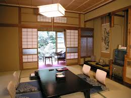 wooden furniture living room designs. Furniture:Traditional Japan Living Space With Rectangle Black Wood Coffee Table And Dark Blue Stiing Wooden Furniture Room Designs