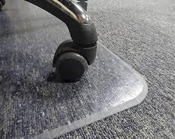 sumptuous design desk chair floor mat for carpet