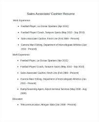 Sales Associate Resume Unique Sales Associate Resume Sample Template Cv Astrnmrco