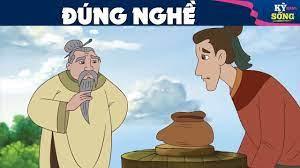 ĐÚNG NGHỀ - Phim hoạt hình khoảnh khắc kỳ diệu hay nhất - Truyện cổ tích -  YouTube