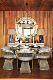 platner furniture. Sidney Beach House Dining Room Designed By Kelly Wearstler Platner Furniture T