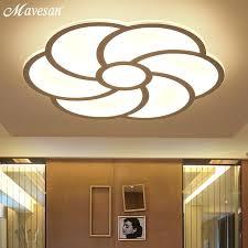 decorative ceiling lights morn flower led ceiling light acrylic for bedroom corative ceiling lamps lampsha decorative decorative ceiling lights