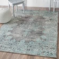 teal and grey area rug. David Blue Area Rug Teal And Grey A
