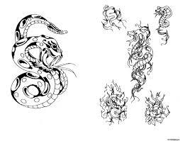 эскизы тату змеи на руку эскизы татуировок на руку Tattoohacom