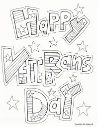 Small Picture 18 Free Veterans Day Coloring Pages Printable Thank You Sheets