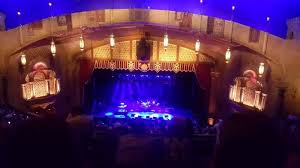 Fox Theater Atlanta Seating Chart With Numbers Fox Theater Atlanta Orchestra Seating Chart Www