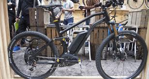 Moustache Mtb E Bike Euro Bike 2013 I Mtb
