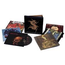 Photot Albums Sepultura The Roadrunner Albums 1985 1996 Nuclear Blast