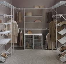 Wire walk in closet ideas Closet Organization Diy Walk In Closet Pinterest Diy Walk In Closet For The Home In 2019 Walk In Closet Closet