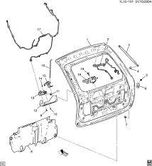 similiar chevy equinox parts diagram keywords equinox parts diagram liftgate hardware part 2 fits chevrolet equinox