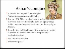 akbar s full life great for students of grade  alliances0 direct conquest 10