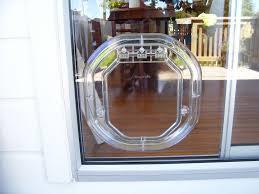 dogwalk medium unobtrusive slimline dog door