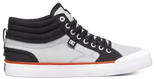 dc shoes high tops blue and black. dc evan smith skateboard shoes vegan hi-top pittsburgh skater dc high tops blue and black