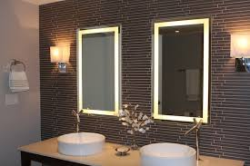 lighted wall mirror. double rectangular portrait side sconces square lighted wall makeup mirror bathroom lamps r