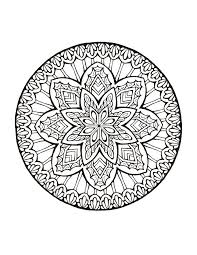Small Picture Mandala Coloring Book Pdf Picture Coloring Mandala Coloring Book