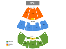 Grand Theater At Foxwoods Seating Chart And Tickets