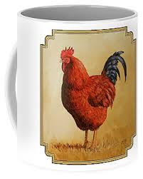 Time left 1d 5h left. Rhode Island Red Chicken Coffee Mugs Fine Art America