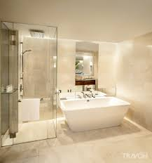 St Regis Luxury Hotel Bangkok Thailand Deluxe Bathroom Travoh