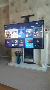 pull down tv mount. Fireplace Tv Mount Gallery Tranquil Pull Down Over Canada G