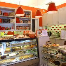 Small Bakery Shop Interior Design Ideas Menu Template Design