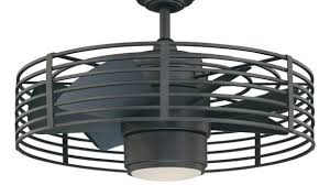 flush mount caged ceiling fan.  Mount Home Interior Liberal Flush Mount Caged Ceiling Fan Fans With Lights  Double Blade Large Industrial Intended