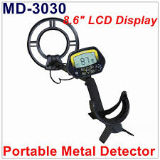 Treasure Hunter Md 3030 Owners Manual New Arrival Md 3030 Portable Underground Metal Detector