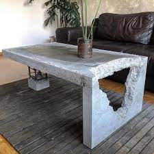 Welcome to trueform collection of concrete coffee tables. Industrial Concrete Coffee Table Architecture Design Facebook