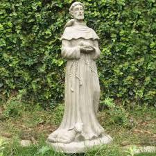 stone garden statues outdoor decor