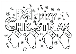 Free Printable Christmas Coloring Pictures Christmas Coloring Page