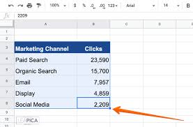 How To Create A Bar Chart In Google Sheets How To Make A Bar Graph In Google Sheets Brain Friendly