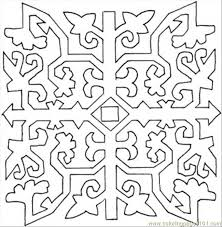 Small Picture 86 Pattern Coloring Page Coloring Page Free Painting Coloring